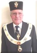 M∴Ill ∴ Bro. Michael J. Louisides 33º  Grand Treasurer General H∴ E∴